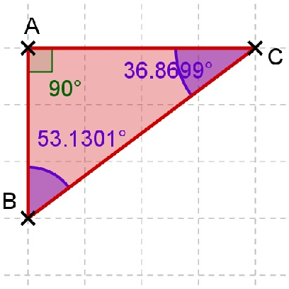 Angles, mesure d'un angle, polygones